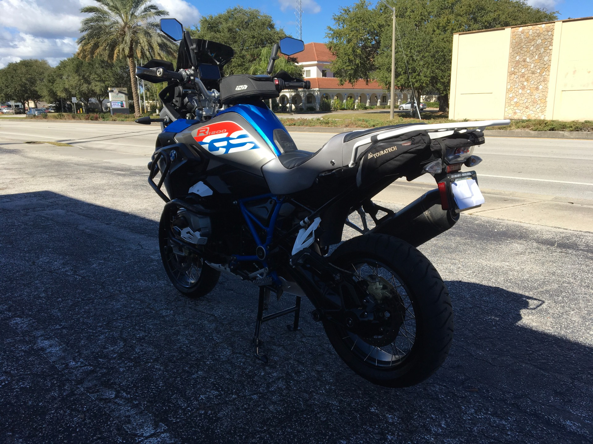 2017 BMW R1200GS Rallye in Cocoa, Florida - Photo 6