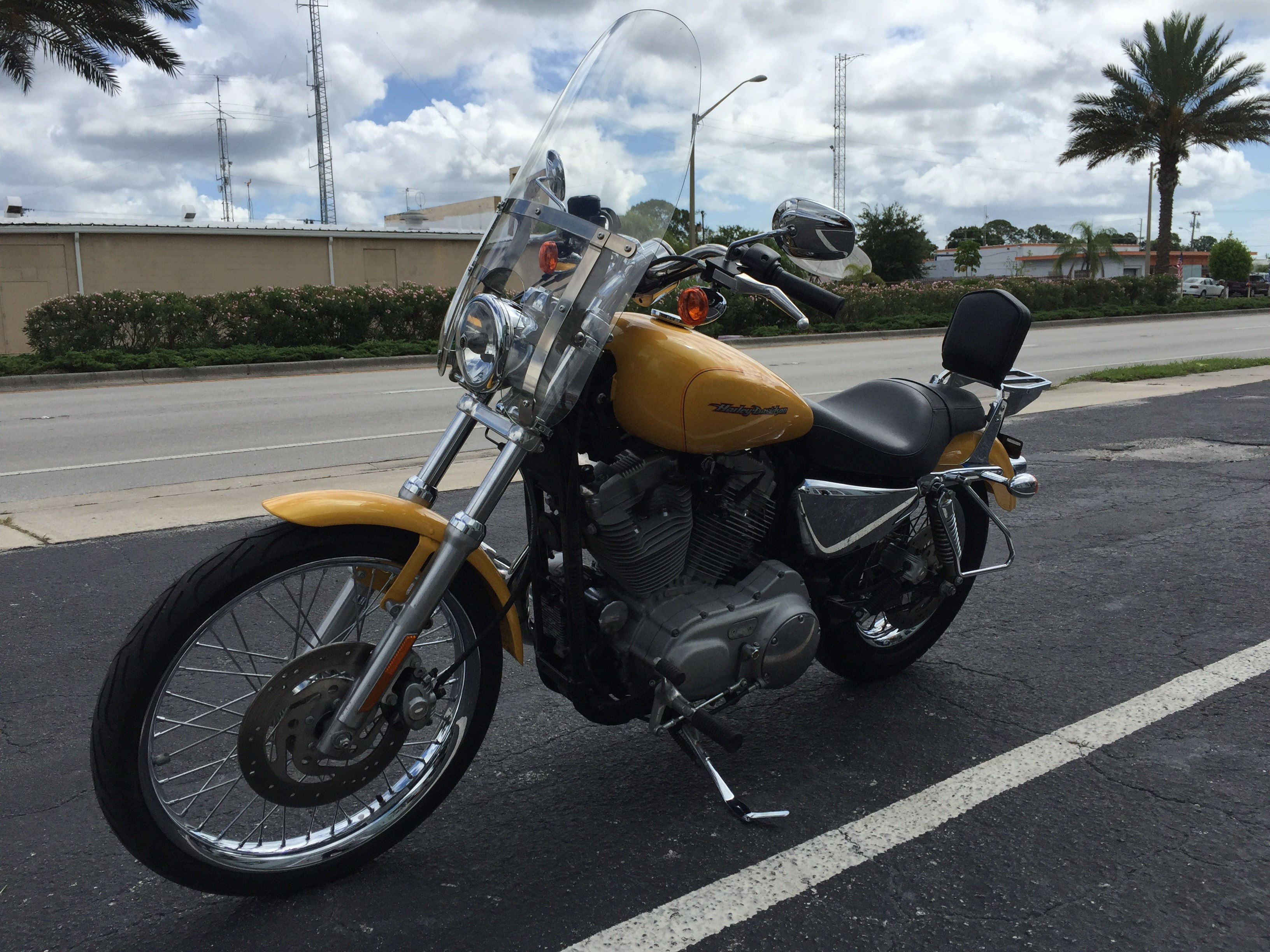 2005 Harley-Davidson Sportster® XL 883C in Cocoa, Florida - Photo 2