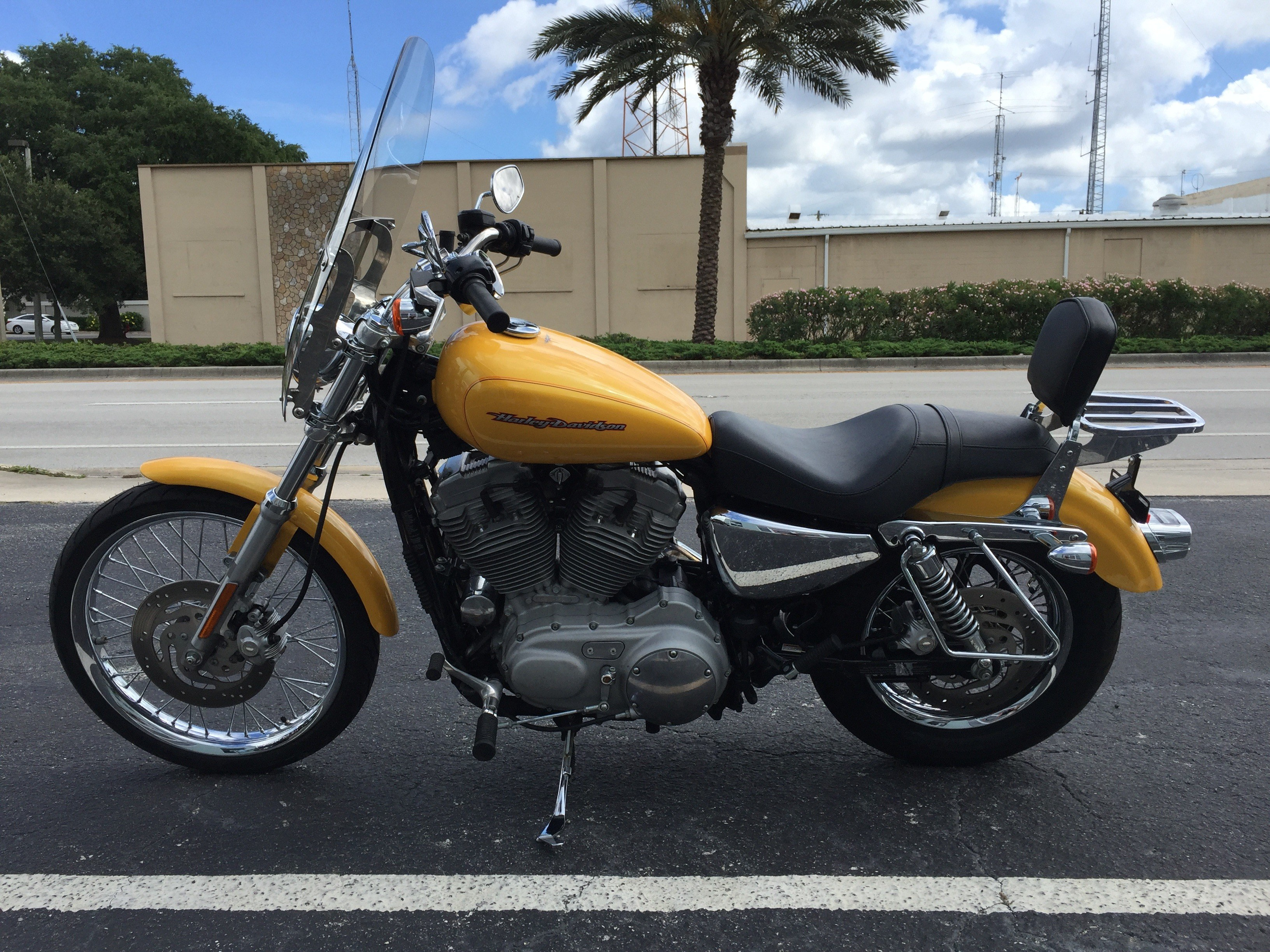 2005 Harley-Davidson Sportster® XL 883C in Cocoa, Florida - Photo 8