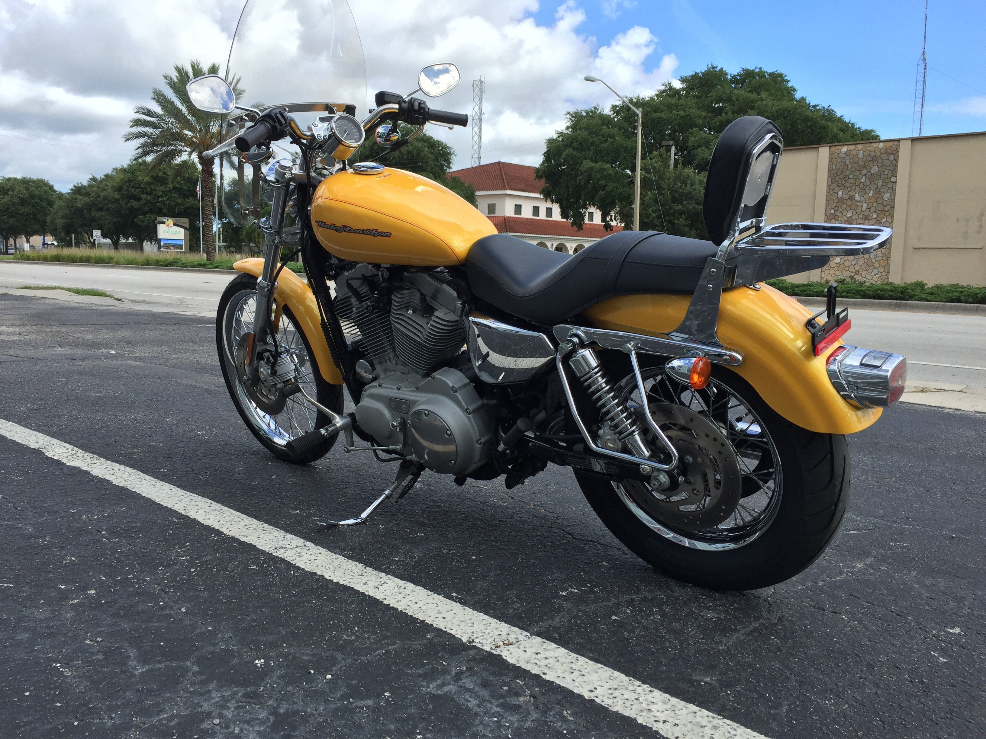 2005 Harley-Davidson Sportster® XL 883C in Cocoa, Florida - Photo 10