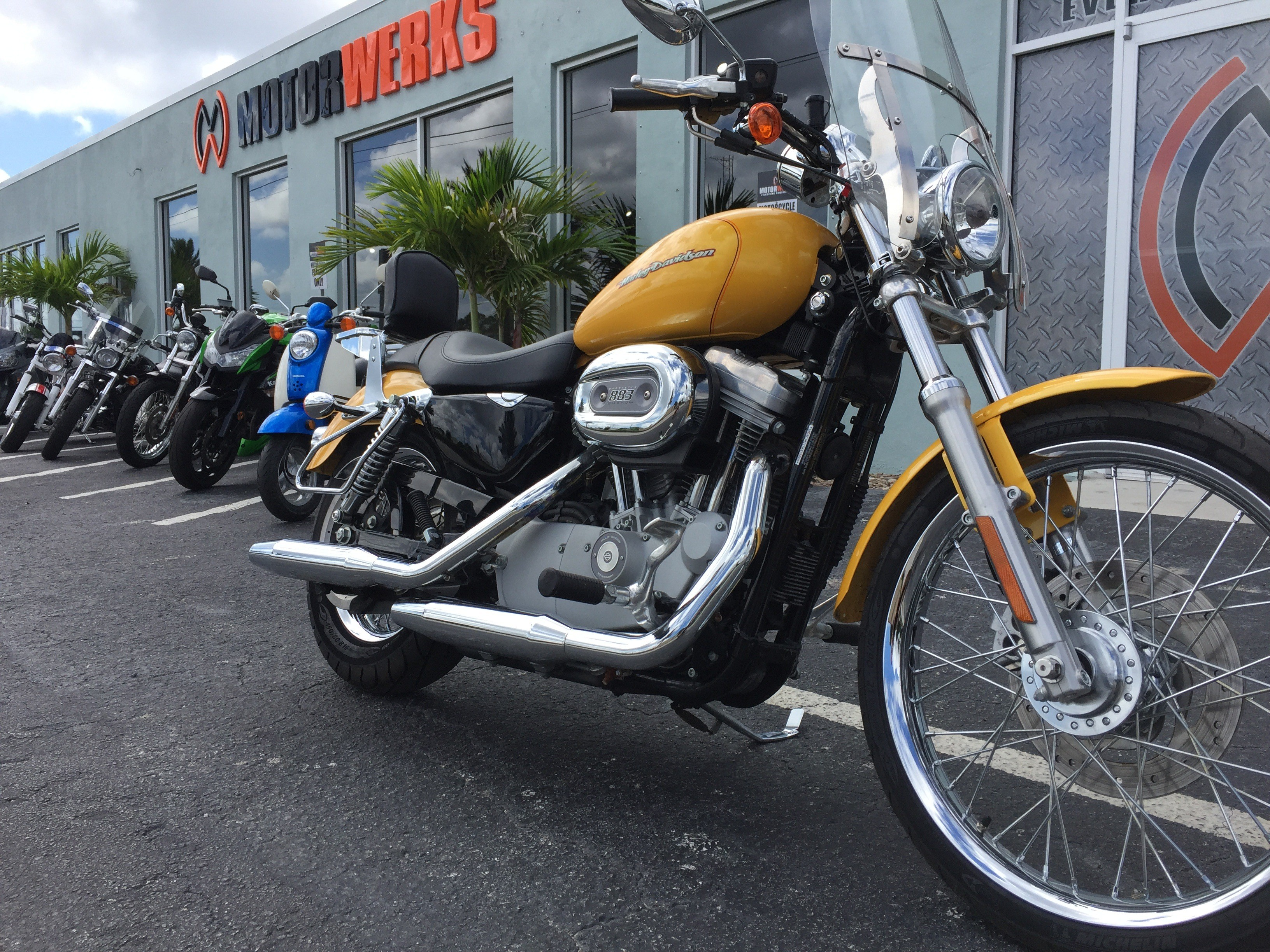 2005 Harley-Davidson Sportster® XL 883C in Cocoa, Florida - Photo 13