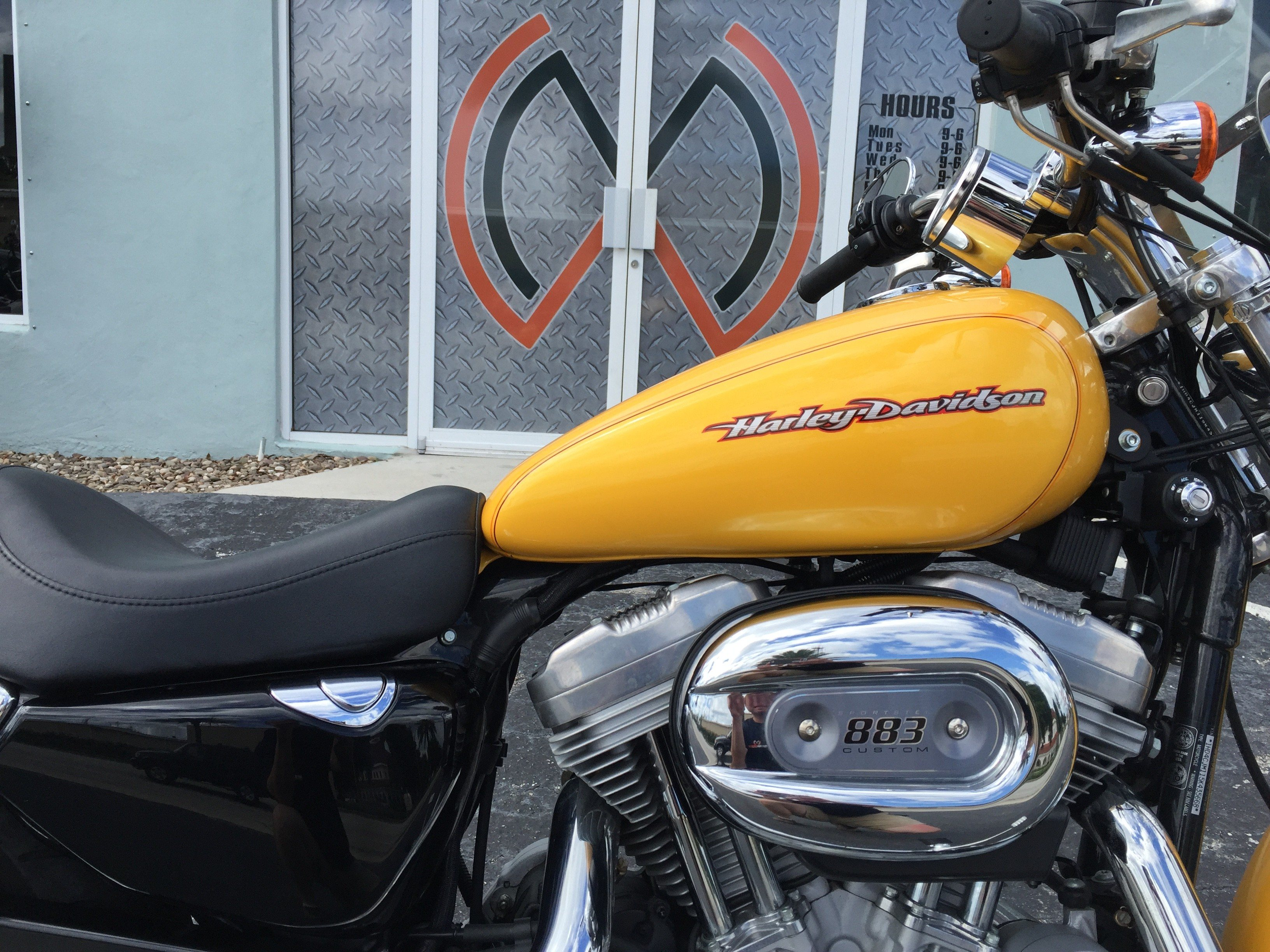 2005 Harley-Davidson Sportster® XL 883C in Cocoa, Florida - Photo 14