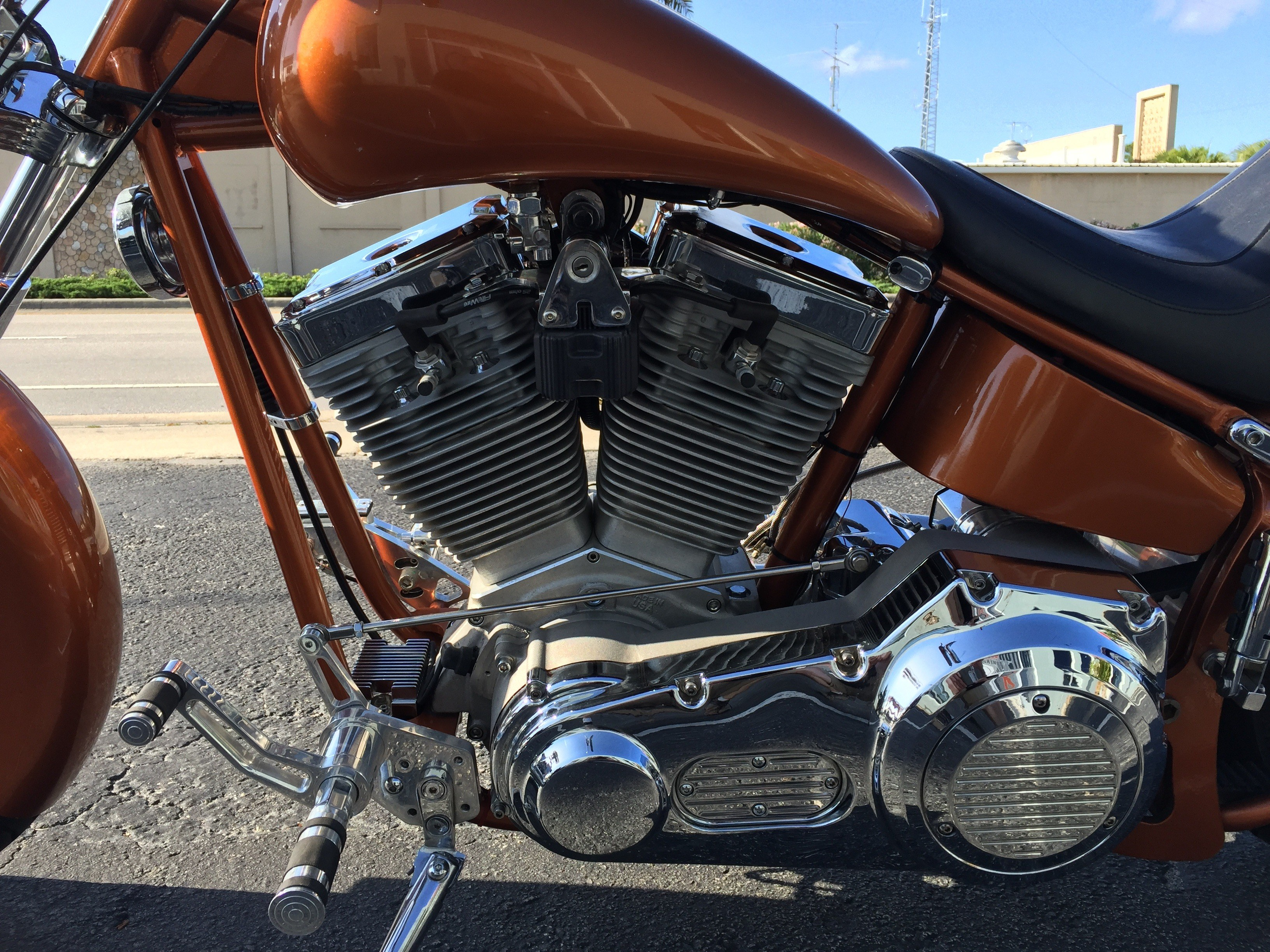 2005 Harley-Davidson Custom Softail in Cocoa, Florida