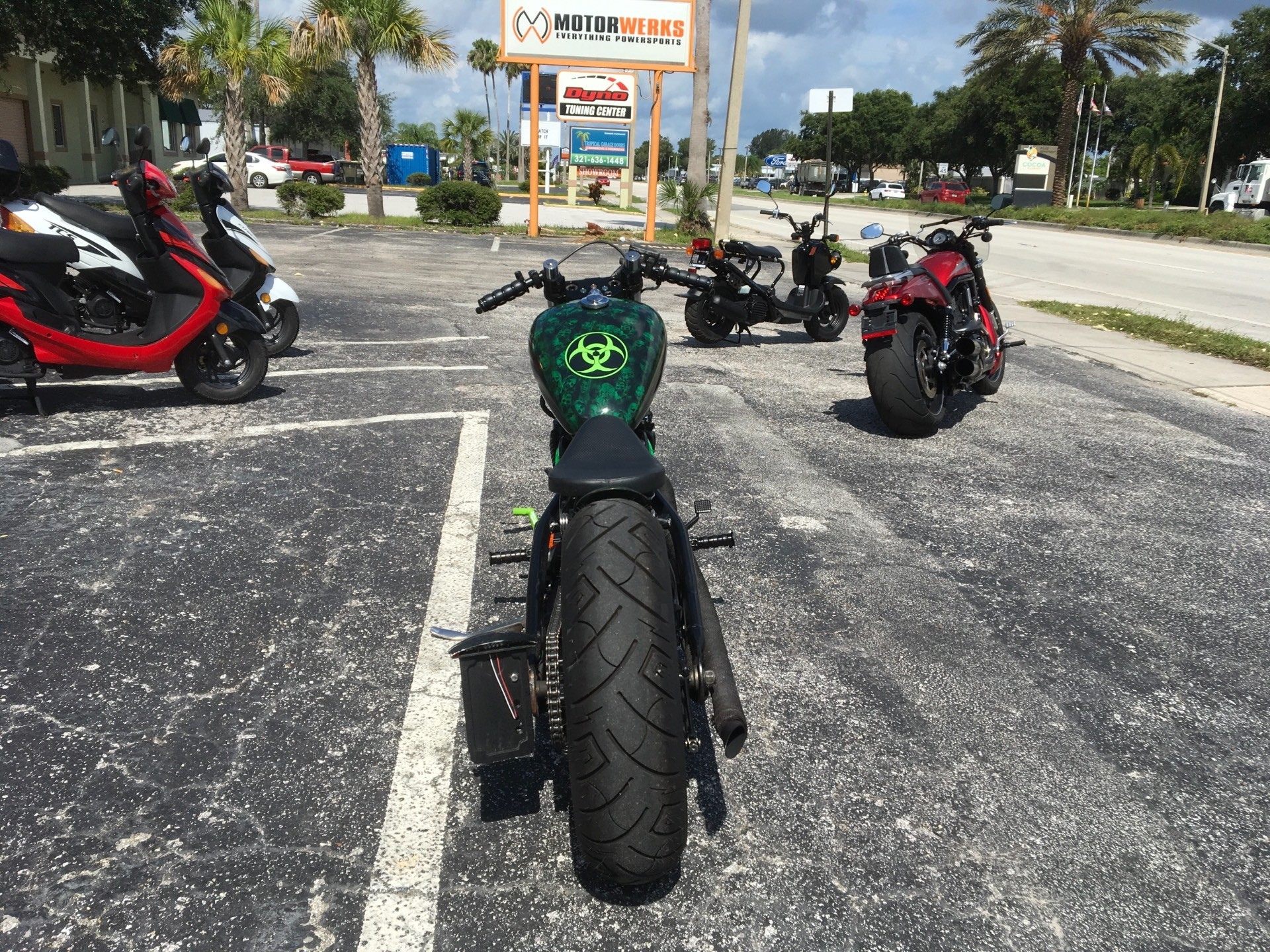 2002 Honda Shadow VLX in Cocoa, Florida