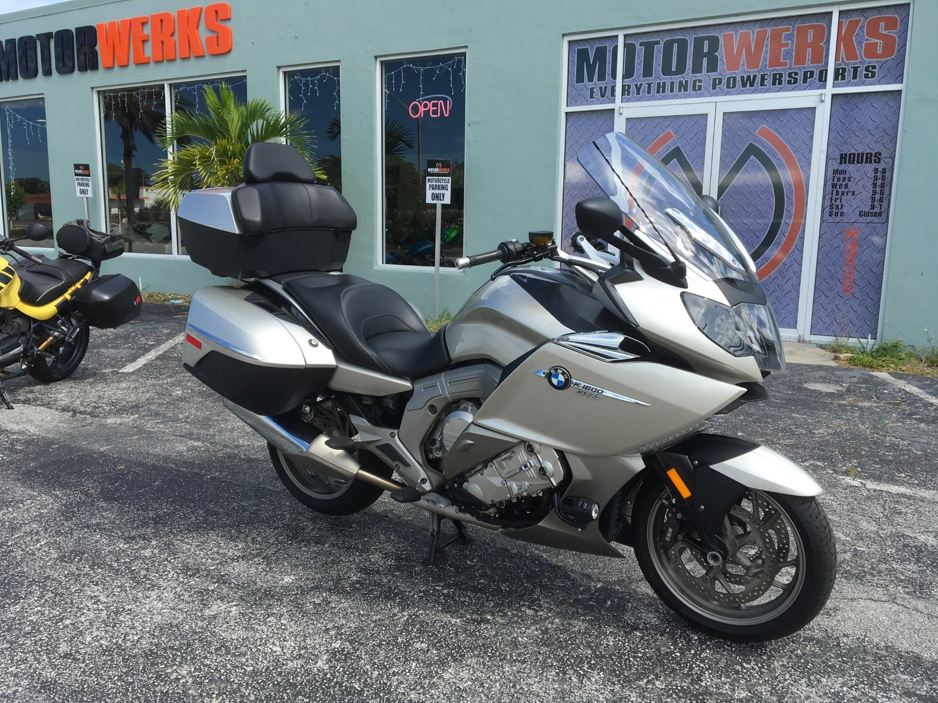 2012 BMW K1600 GTL in Cocoa, Florida - Photo 2