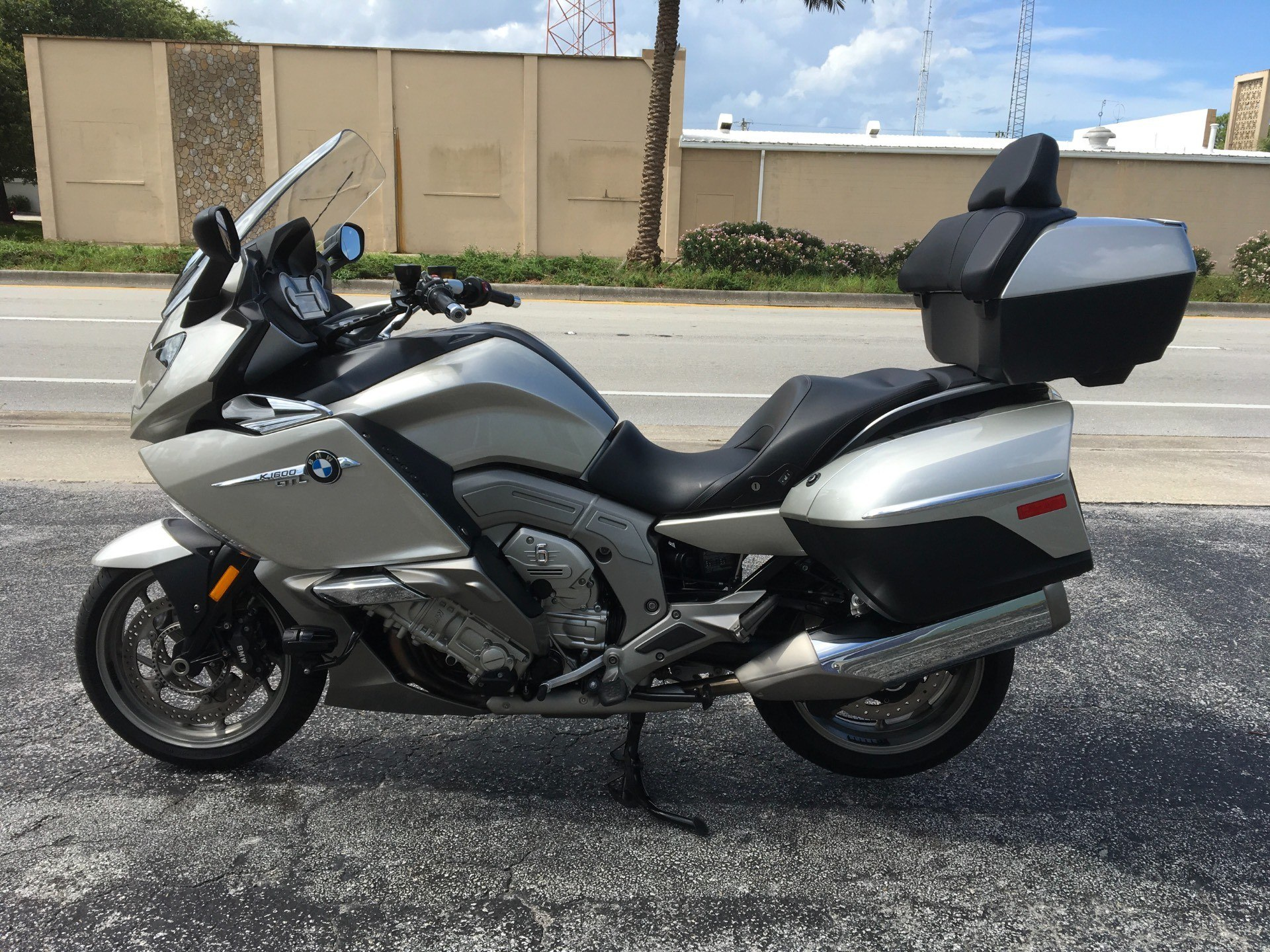 2012 BMW K1600 GTL in Cocoa, Florida - Photo 4