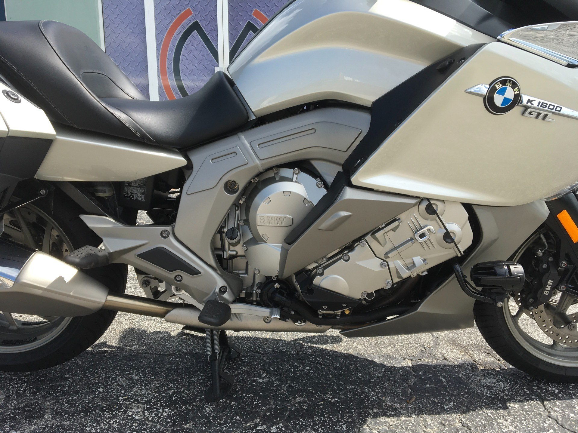 2012 BMW K1600 GTL in Cocoa, Florida - Photo 10