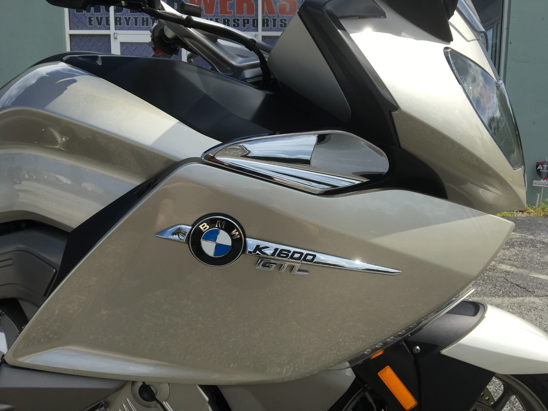 2012 BMW K1600 GTL in Cocoa, Florida - Photo 14
