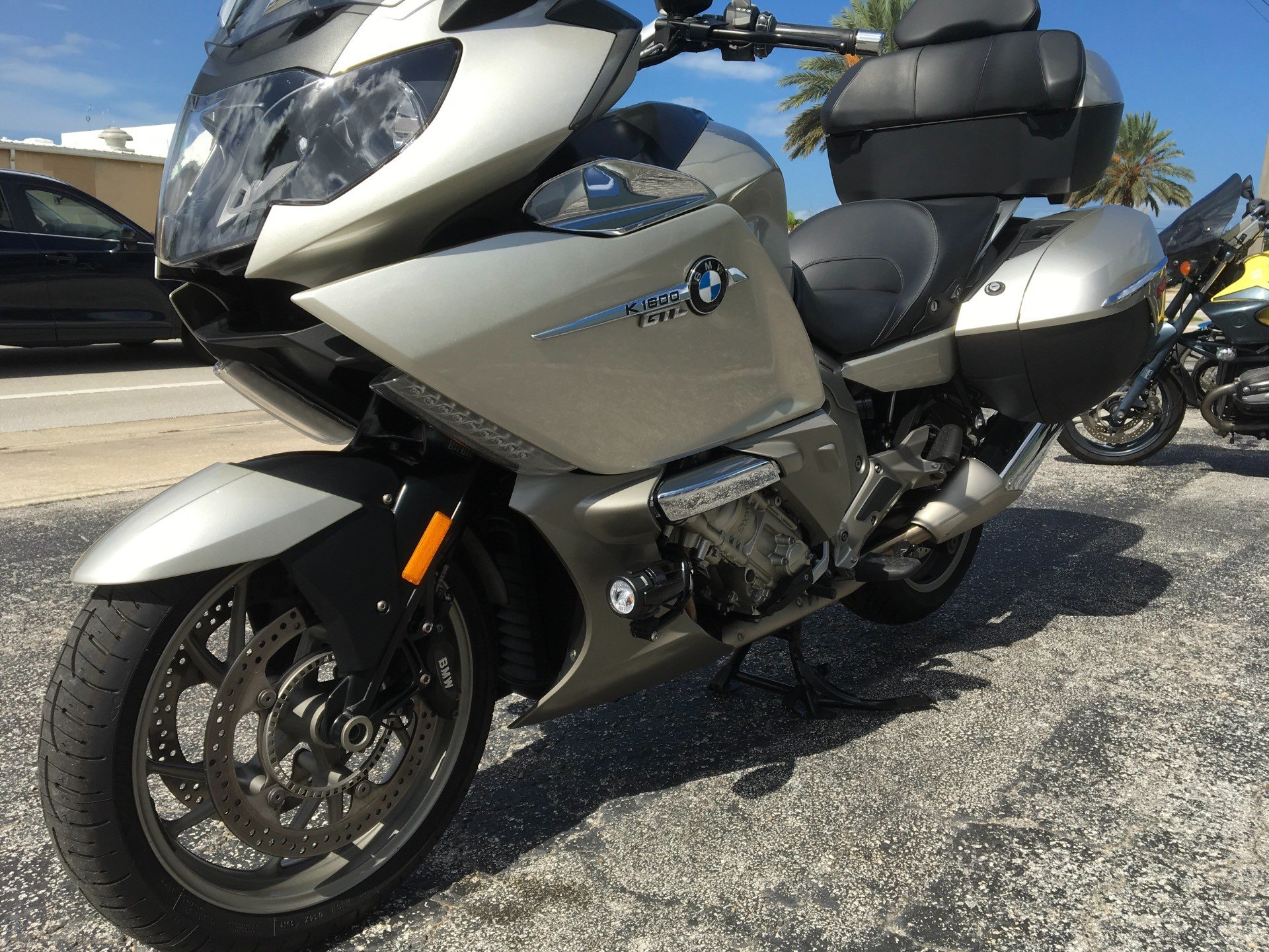 2012 BMW K1600 GTL in Cocoa, Florida - Photo 17