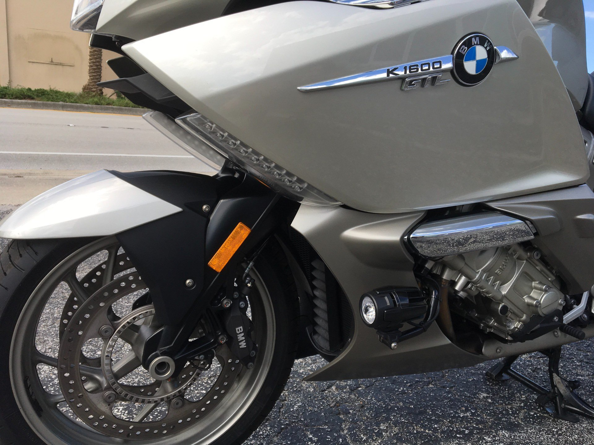 2012 BMW K1600 GTL in Cocoa, Florida - Photo 25