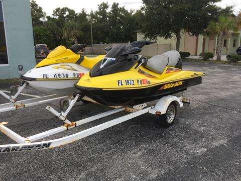 2005 Sea-Doo GTI in Cocoa, Florida