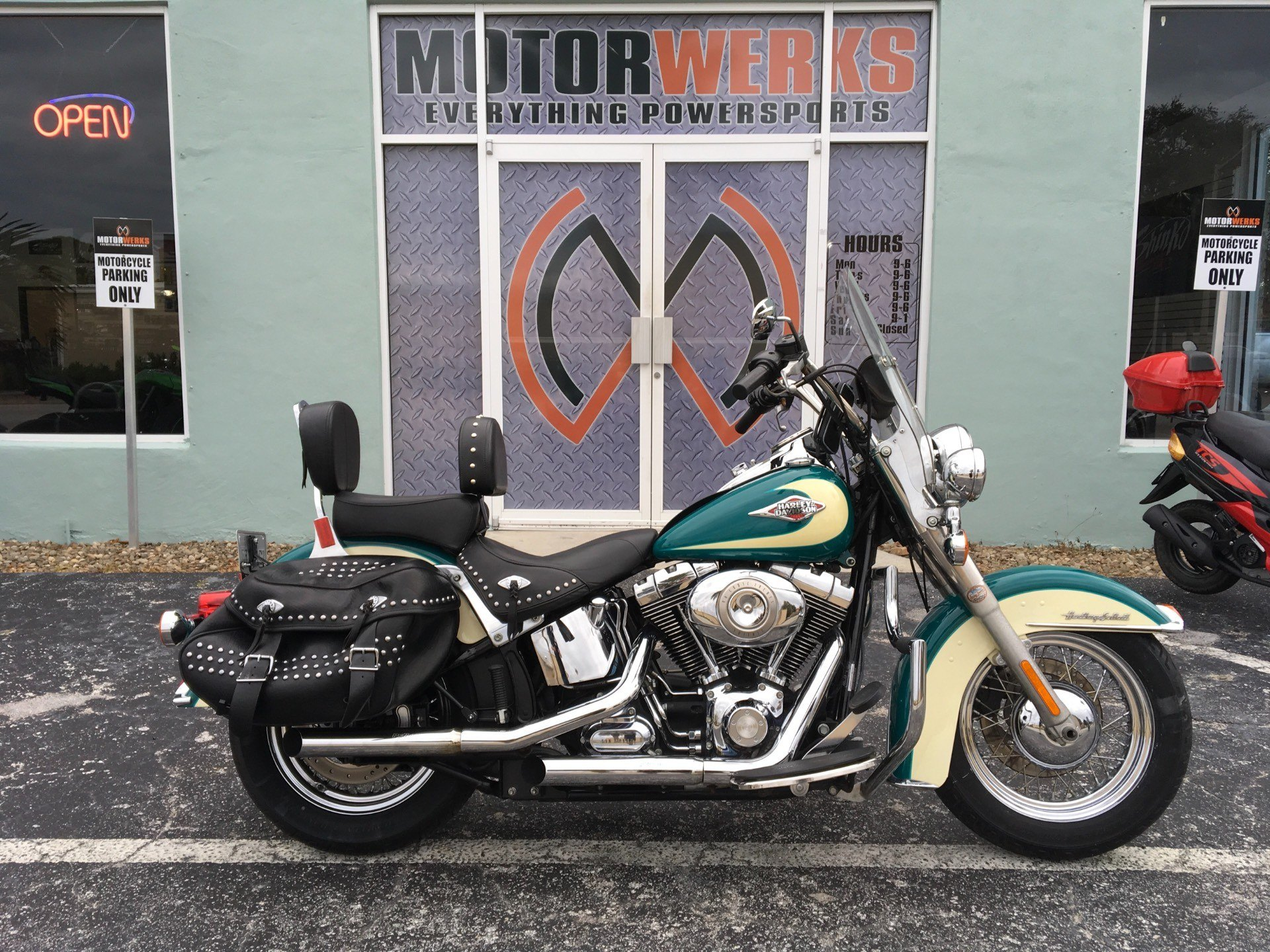 2009 Harley-Davidson Heritage softail classic in Cocoa, Florida - Photo 1