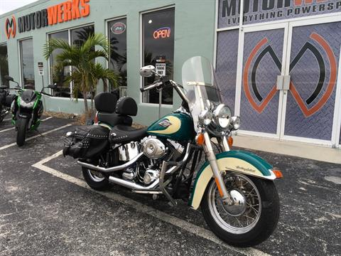 2009 Harley-Davidson Heritage softail classic in Cocoa, Florida - Photo 2
