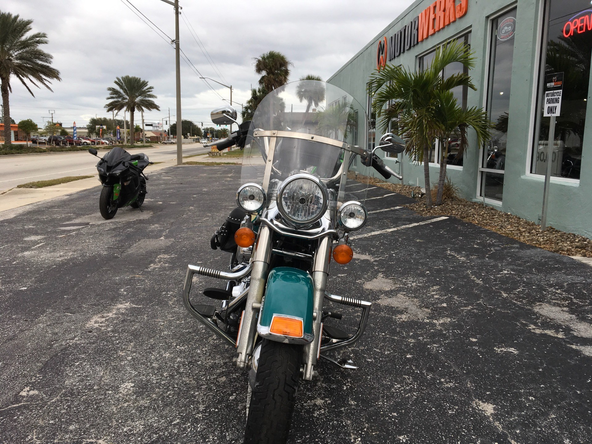 2009 Harley-Davidson Heritage softail classic in Cocoa, Florida - Photo 3