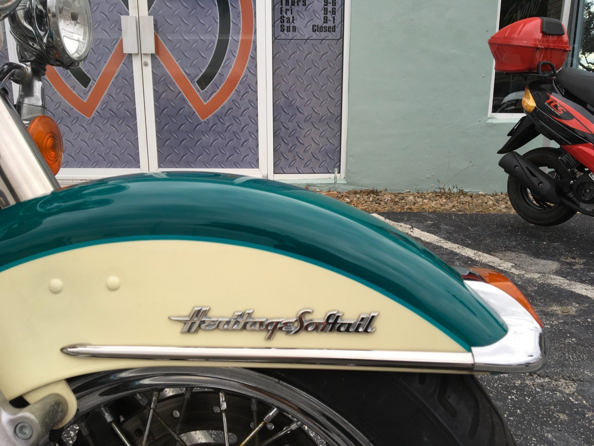 2009 Harley-Davidson Heritage softail classic in Cocoa, Florida - Photo 14