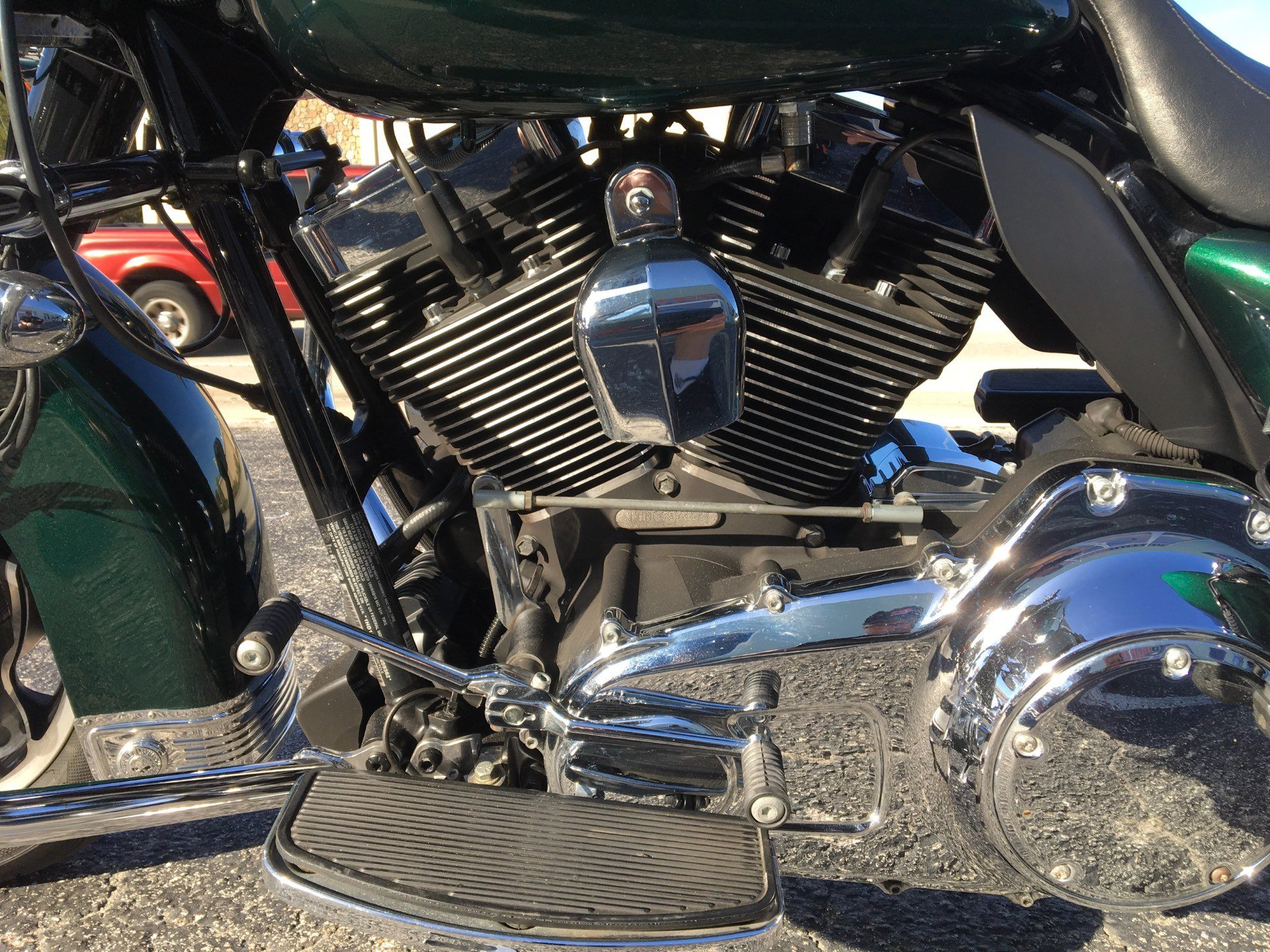 2012 Harley-Davidson Road King in Cocoa, Florida - Photo 16