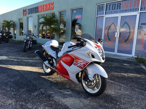 2018 SUZUKI  Hayabusa in Cocoa, Florida - Photo 2