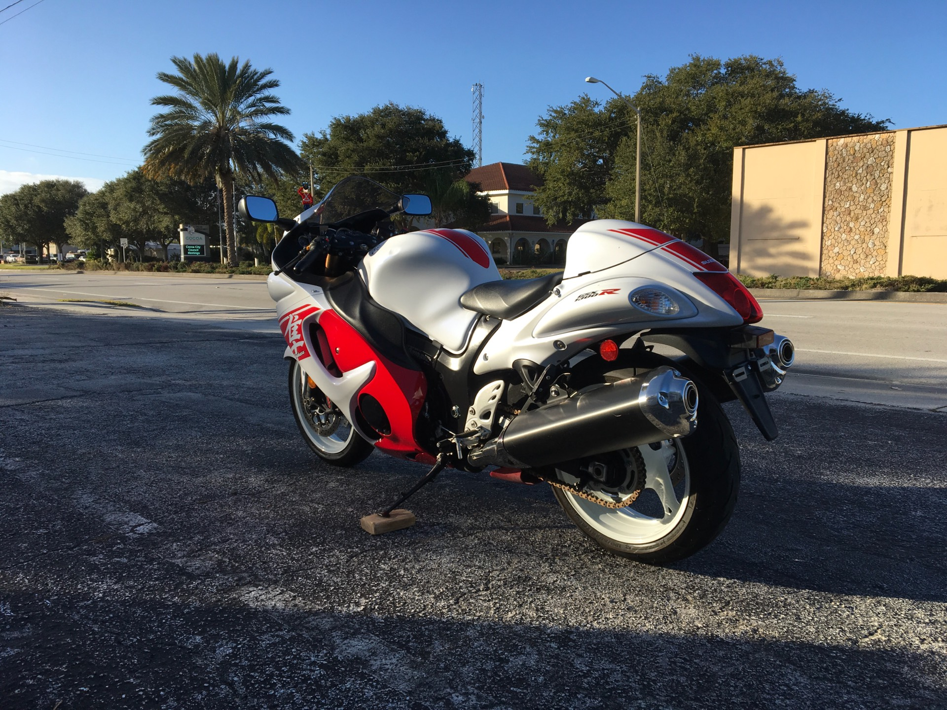 2018 SUZUKI  Hayabusa in Cocoa, Florida - Photo 9