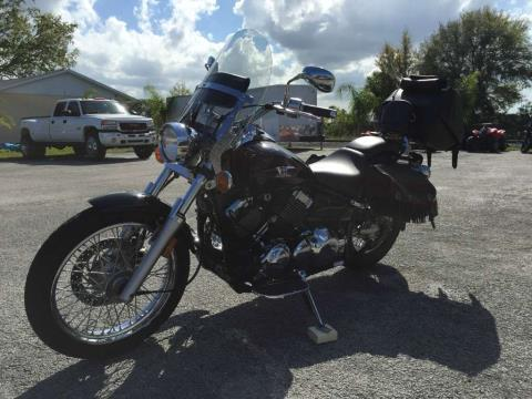 2004 Yamaha V Star® Custom in Cocoa, Florida