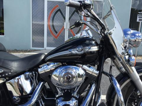 2003 Harley-Davidson FLSTC/FLSTCI Heritage Softail® Classic in Cocoa, Florida