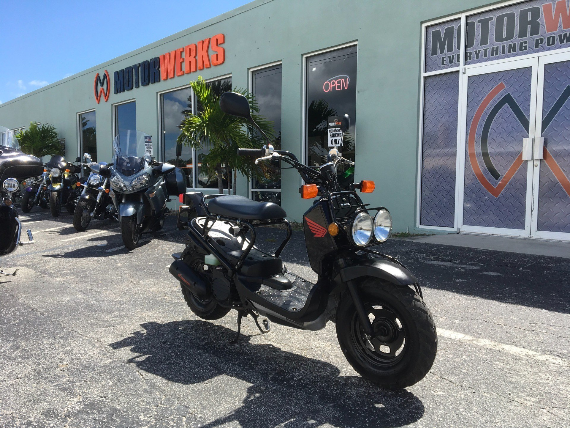 2011 Honda Ruckus in Cocoa, Florida - Photo 2