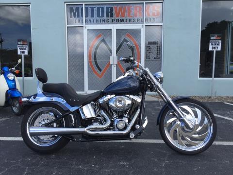 2009 Harley-Davidson Softail® Custom in Cocoa, Florida