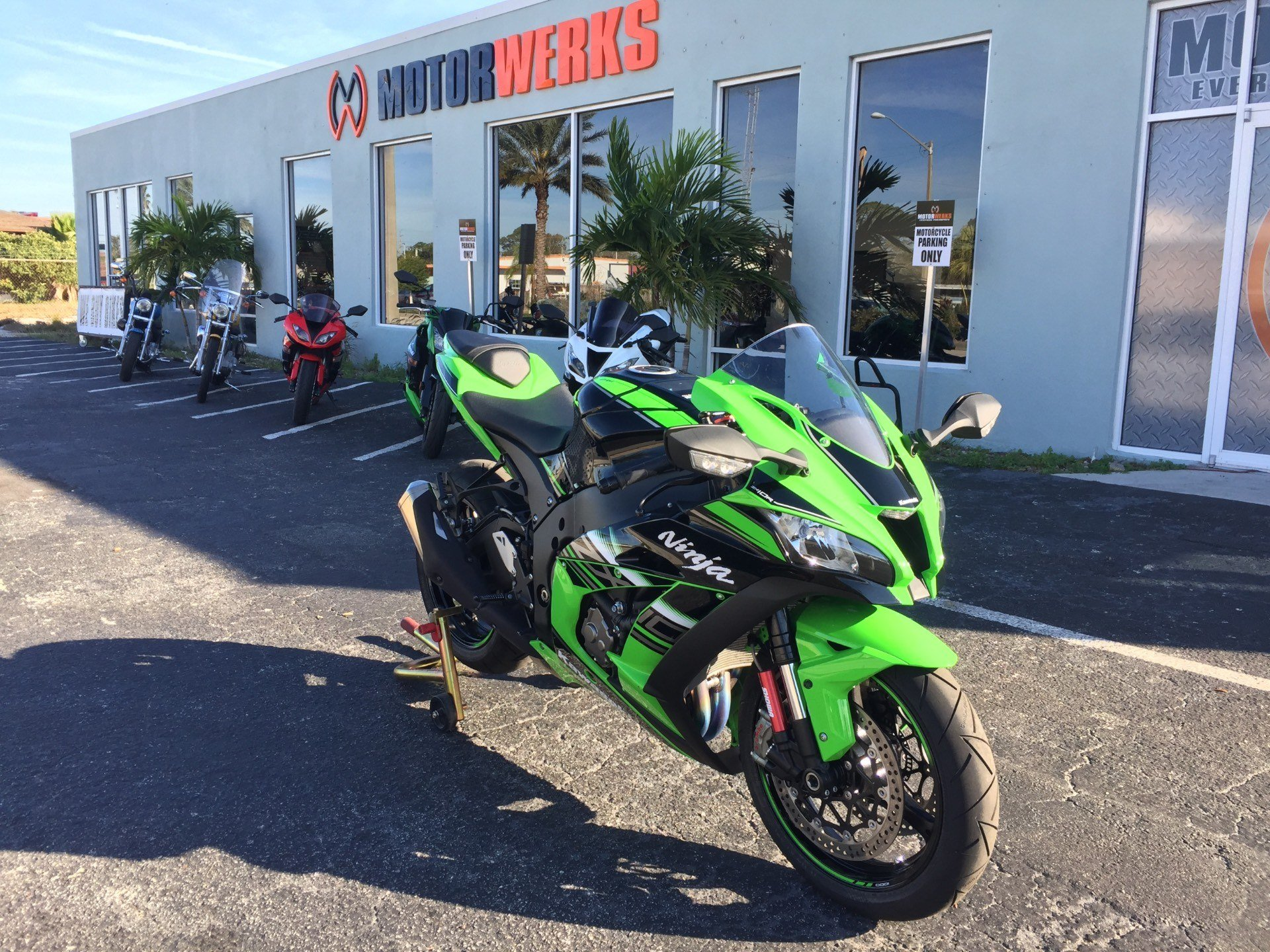 2016 Kawasaki Ninja ZX-10R ABS KRT Edition in Cocoa, Florida - Photo 3