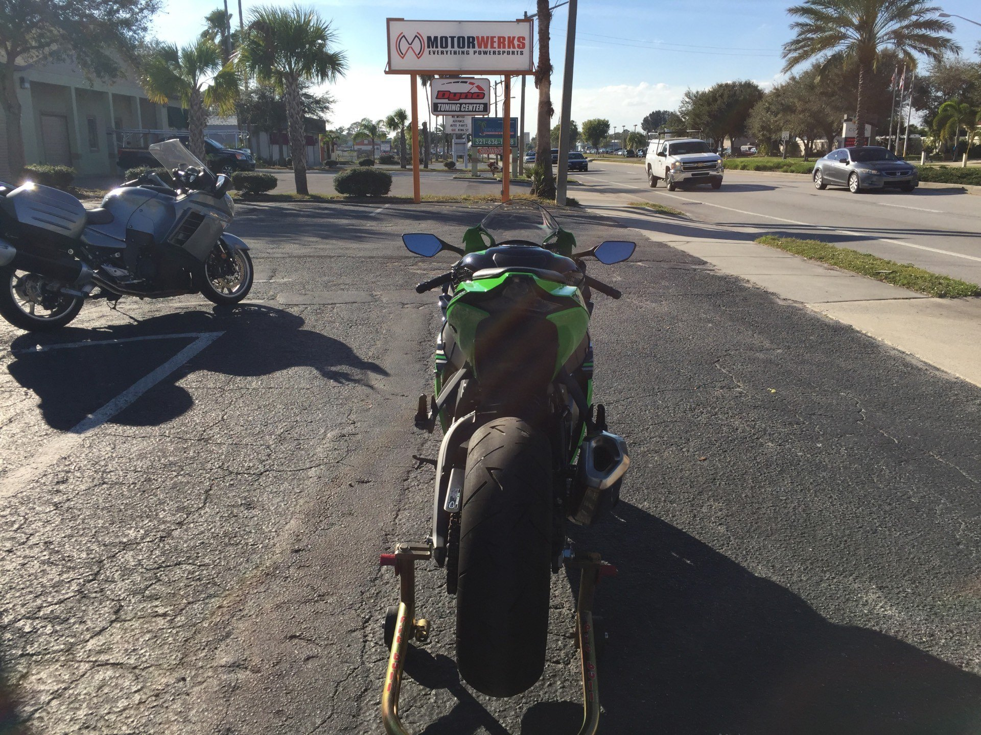 2016 Kawasaki Ninja ZX-10R ABS KRT Edition in Cocoa, Florida - Photo 9