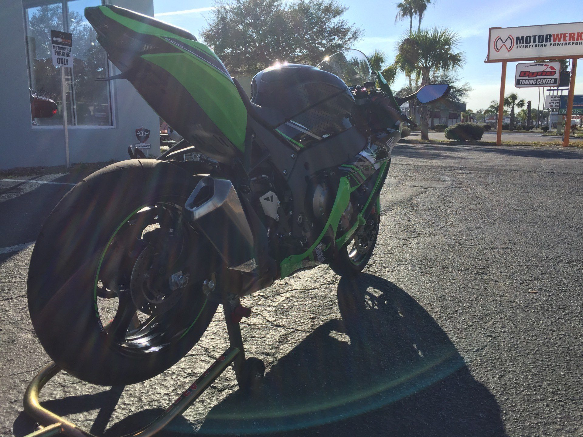 2016 Kawasaki Ninja ZX-10R ABS KRT Edition in Cocoa, Florida - Photo 11