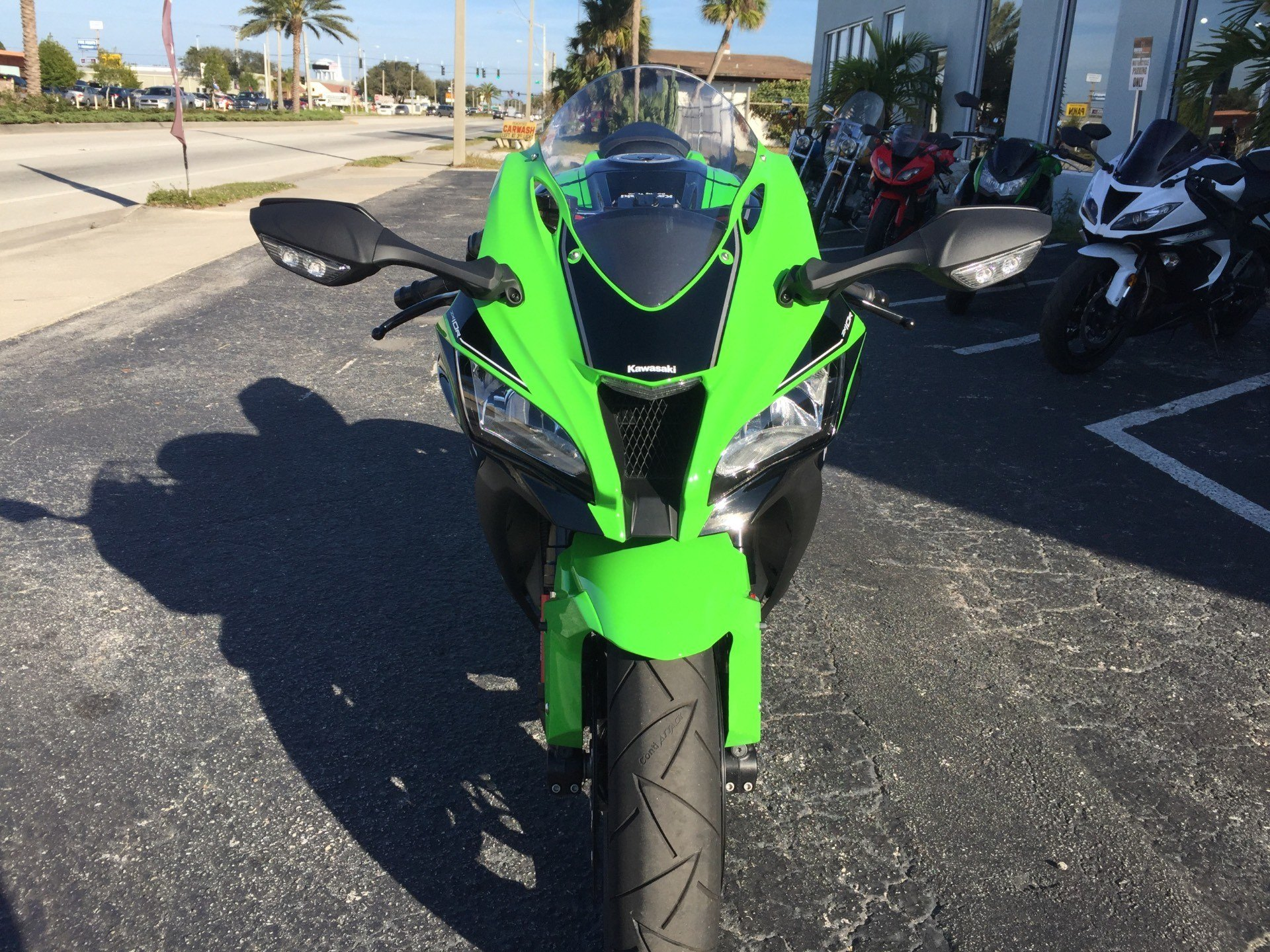 2016 Kawasaki Ninja ZX-10R ABS KRT Edition in Cocoa, Florida - Photo 13