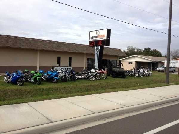 2014 TrailMaster 300 XRX in Cocoa, Florida - Photo 3
