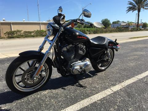 2013 Harley-Davidson Sportster® 883 SuperLow® in Cocoa, Florida - Photo 5