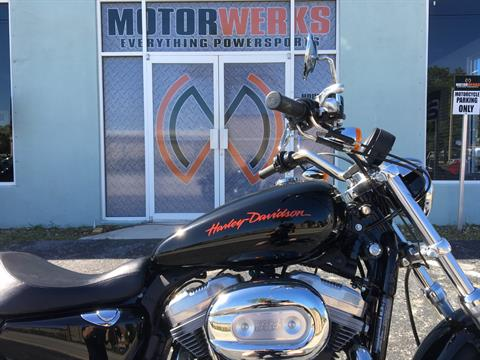 2013 Harley-Davidson Sportster® 883 SuperLow® in Cocoa, Florida - Photo 10