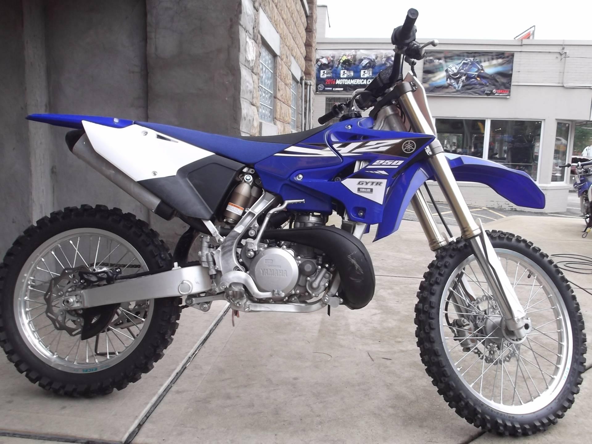 Dirt bikes for sale pittsburgh pa - 2015 Yamaha Yz250 In Pittsburgh Pennsylvania