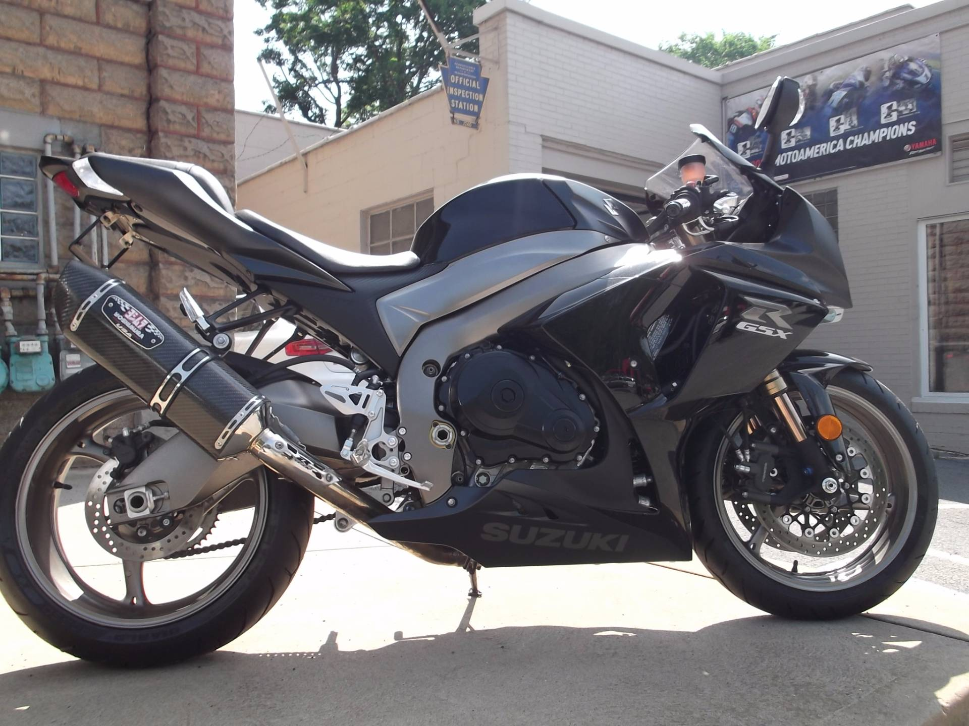 2011 Suzuki GSX-R1000™ in Pittsburgh, Pennsylvania