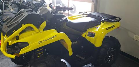 2019 Can-Am Outlander X mr 570 in Morehead, Kentucky