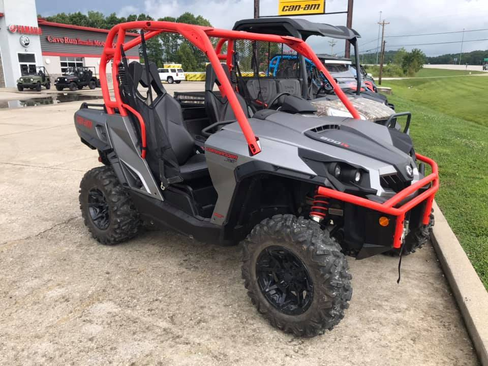 2018 Can-Am Commander XT 800R in Morehead, Kentucky - Photo 1