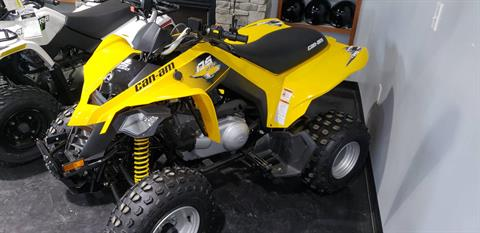 2019 Can-Am DS 250 in Morehead, Kentucky