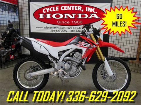 2015 Honda CRF®250L in Asheboro, North Carolina