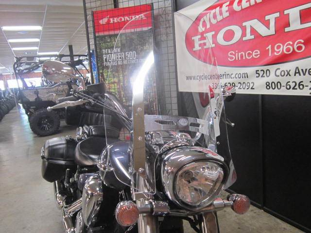 2015 Yamaha V Star 1300 Tourer in Asheboro, North Carolina
