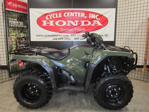 2015 Honda FourTrax® Foreman® 4x4 ES EPS in Asheboro, North Carolina