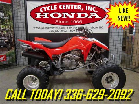 2013 Honda TRX®400X in Asheboro, North Carolina