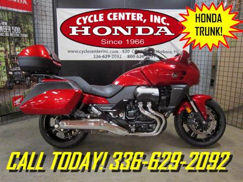 2014 Honda CTX®1300 Deluxe in Asheboro, North Carolina