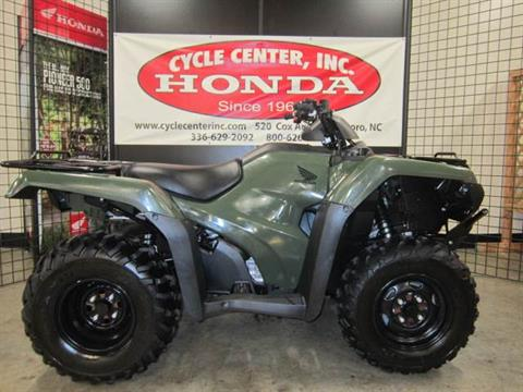 2016 Honda FourTrax Rancher 4x4 Power Steering in Asheboro, North Carolina