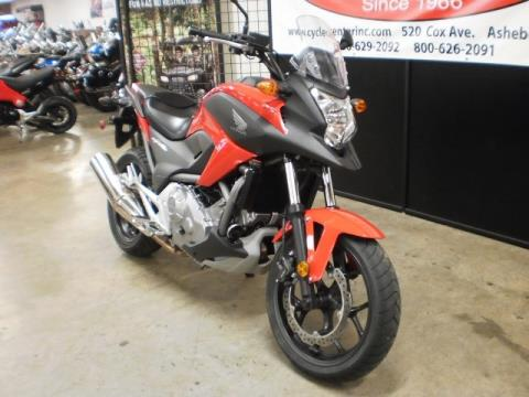 2013 Honda NC700X in Asheboro, North Carolina