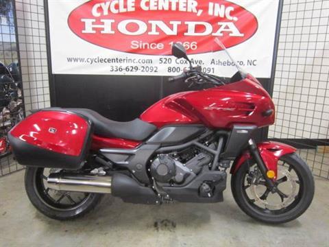 2014 Honda CTX®700 in Asheboro, North Carolina