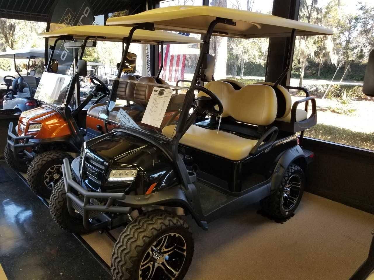 2018 Club Car Onward 4PL Personal Transporters Bluffton South ...