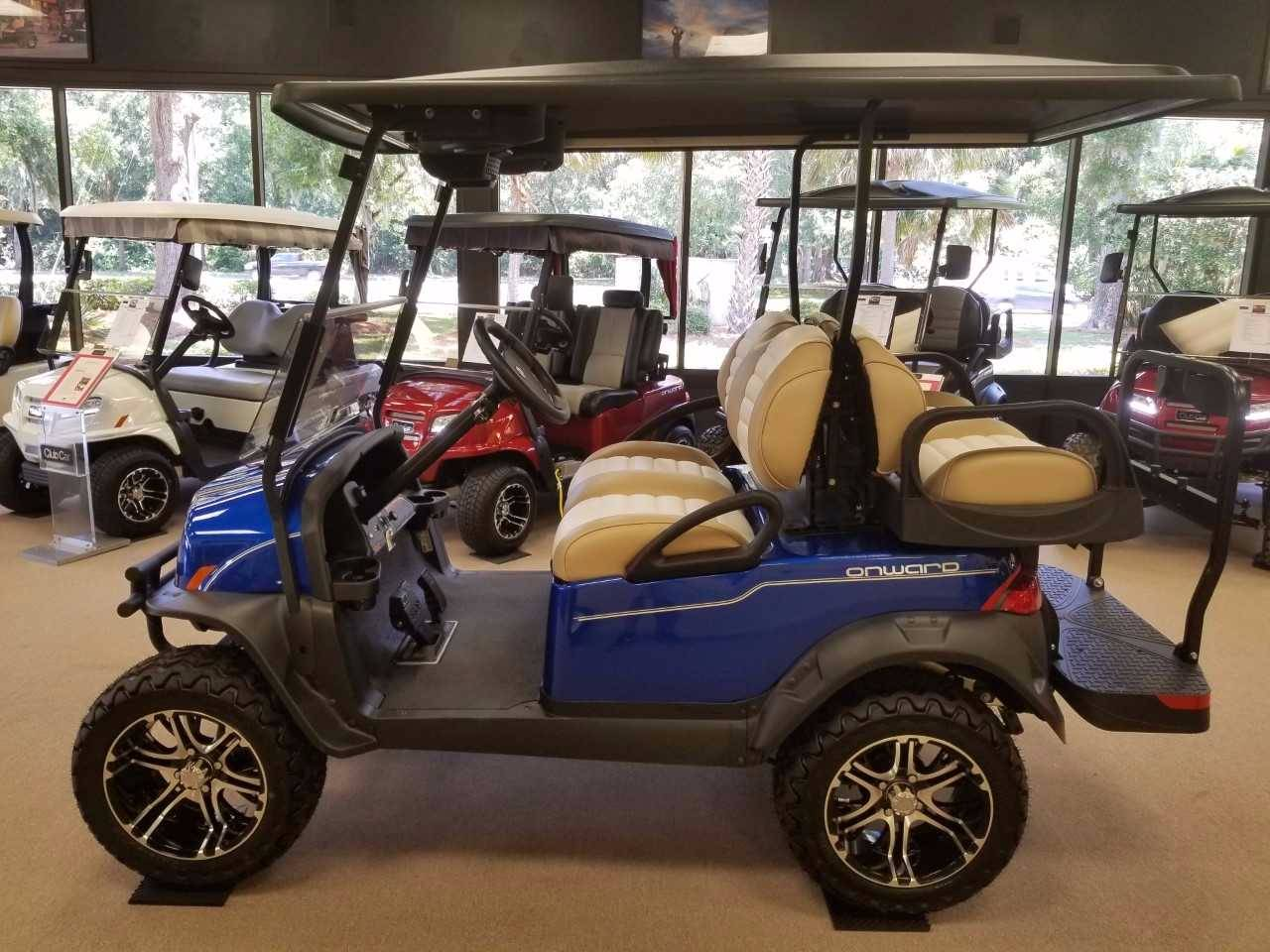 2017 Club Car Onward 4PL in Bluffton, South Carolina