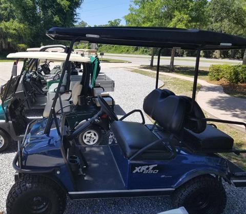 2017 Club Car XRT 850 in Bluffton, South Carolina