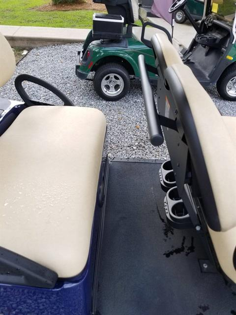 2017 Club Car Precedent 6 Passenger Stretch PTV in Bluffton, South Carolina